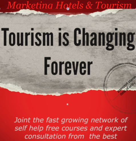 tourism is changing forever