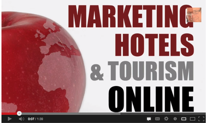 Marketing for  hotels and tourism