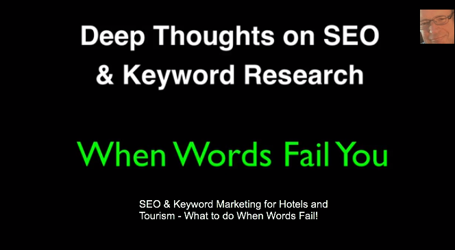 Advanced Marketing Strategies When Keyword Fail