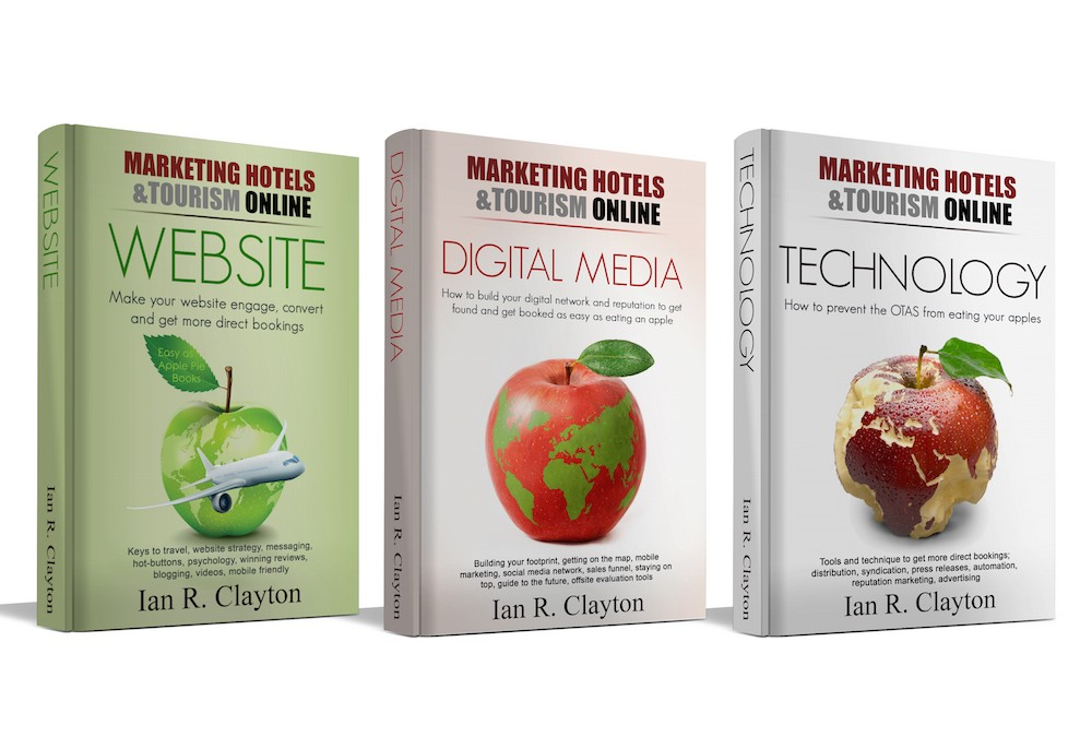 HOTEL WEBSITE – Marketing Hotels & Tourism Book 1