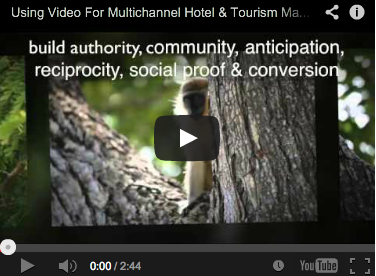 ▶ Using Video For Multichannel Hotel & Tourism Marketing