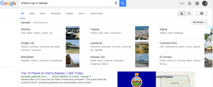 Googles Trip Planner Boosts Hotels With Good SEO