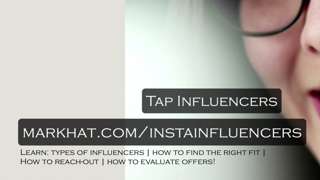 Strategies Tapping Influencers