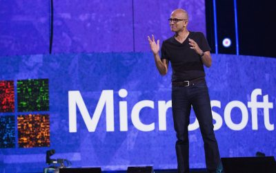 Hail Microsoft And The Power of WE – Forbes