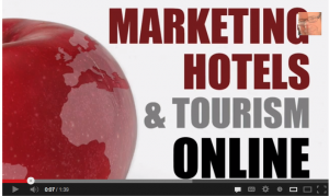 Marketing Hotels & Tourism Online Book Launch