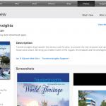 iPad Mag in iTunes Store: TravellersInsights