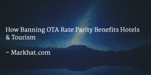 How banning Rate Parity benefits hotels & tourism