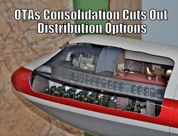 OTAs Consolidate