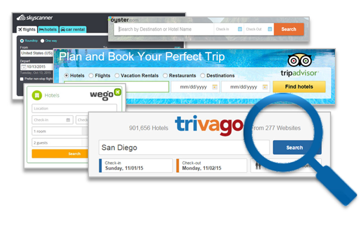 Metasearch Direct Marketing Channel for Hotels Who are the metasearch engines