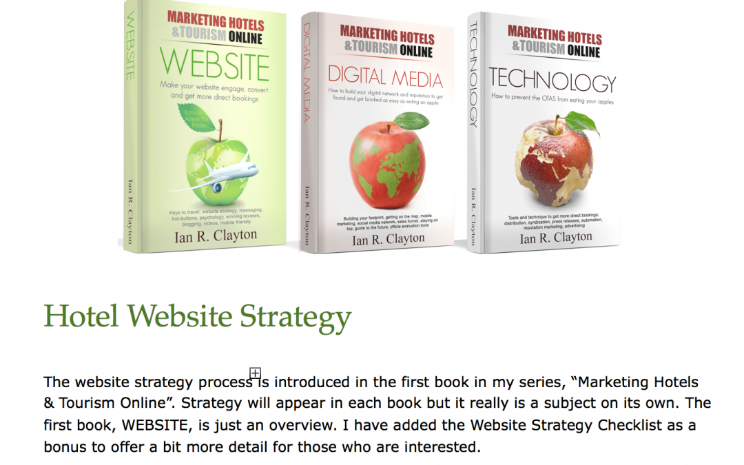 Website Strategy Process Implementation