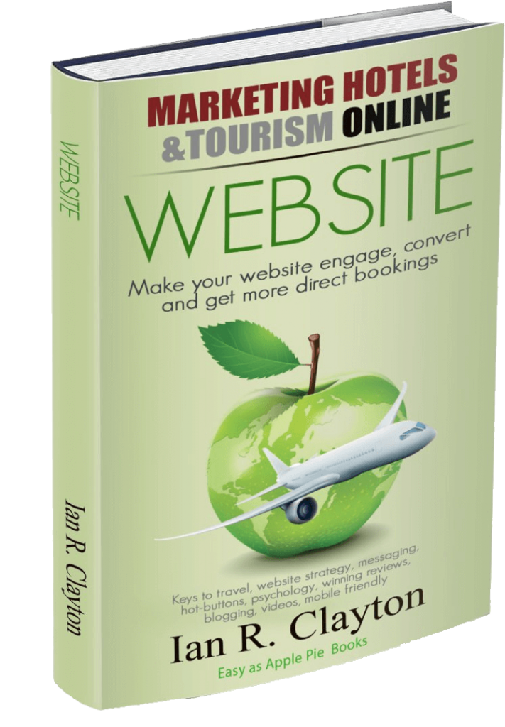 Hotel WEBSITE Strategies Paperback