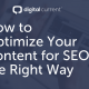 How to Optimize Hotel Marketing Content for Seo