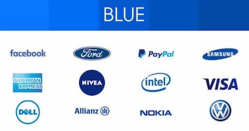 Samples Blue Companies