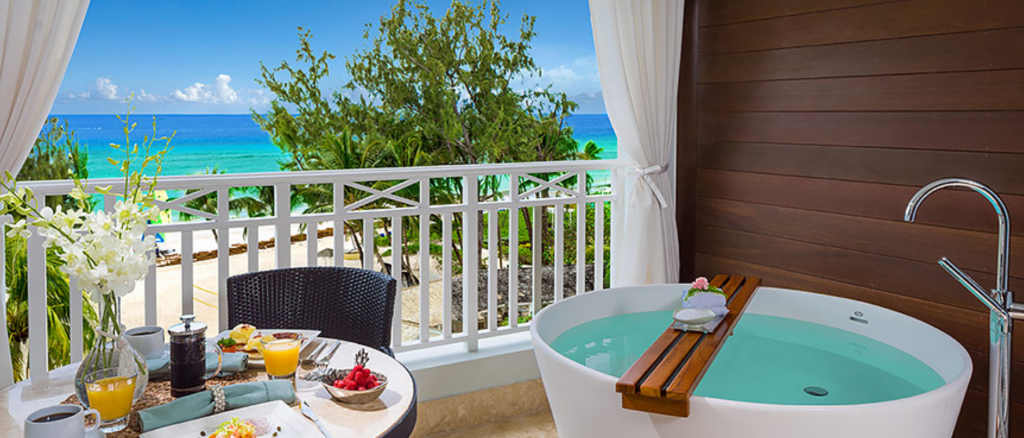 sandal luxury all inclusive barbados