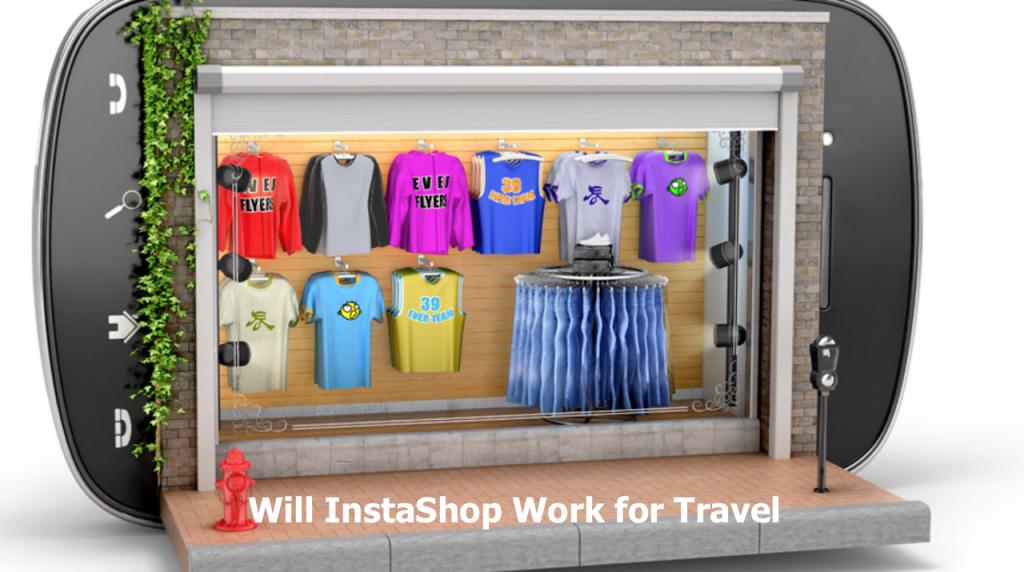 will instagram shopping work for travel