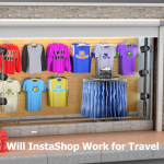 will instagram shopping work for travel